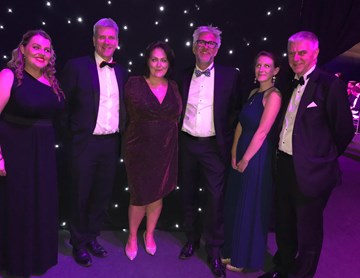 MHA Larking Gowen wins Norfolk's top employer award