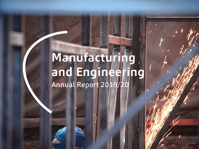 MHA Manufacturing and Engineering Report 2019-20