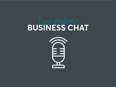 Listen to Tourism Business Chat here
